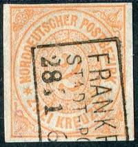Buy Online - 1868 ROULETTED ISSUE (025205)