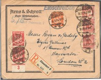 Buy Online - POSTAL HISTORY 1924 AIR MAIL (008185)