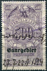 Buy Online - 1920 PROVISIONAL (024788)