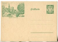 Buy Online - 1925 PICTORIAL POSTAL STATIONERY (025889)