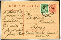 Buy Online - MIXED FRANKING POSTAL HISTORY  (012189)